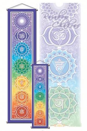 Chakra Banner (30 X 120 Cm)