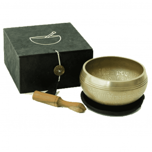 Singing Bowl OHM Gift Set Black
