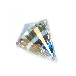 Rainbow Crystal Cone Mother Of Pearl Aaa Quality