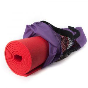Yogamat Purple Waterproof Bag