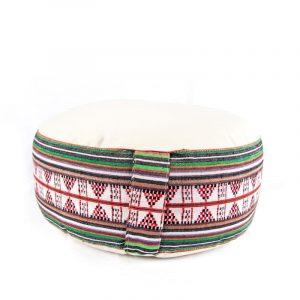 Meditation Cushion Tribe Cream
