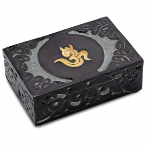 Tarot Box Ohm Soapstone