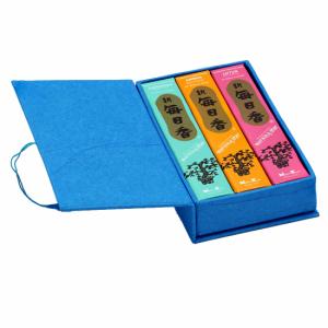 Morning Star Incense Giftbox (3 packs - assortment 3)