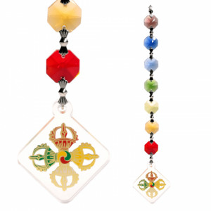Feng Shui - Vajra Protection Pendant Decoration