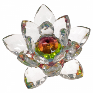 Crystal Lotus Small
