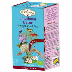 Shoti Maa Hibiscus and Mint Tea