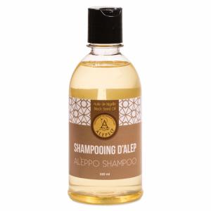 Shampoo Aleppo Nigella (black Cumin)