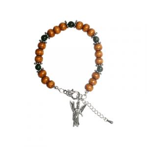 Angels bracelet Archangel Raphael - Green Aventurine.