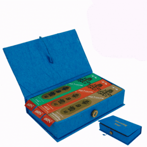 Morning Star Incense Giftbox (3 packs - assortment 5)