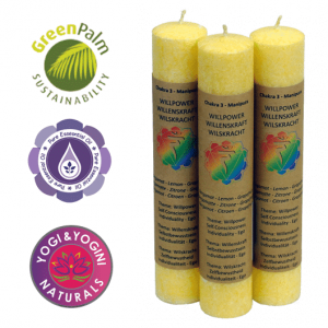 Odor candle 3rd Chakra