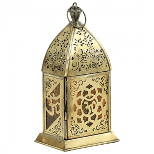 Atmospheric light Oriental Lantern OHM Lotus