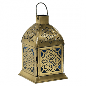 Atmospheric light Oriental Lantern Mandala