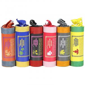 Tibetan Incense (Set 2 - 6 packs)