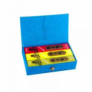 Morning Star Incense Giftbox (3 packs - assortment 2)