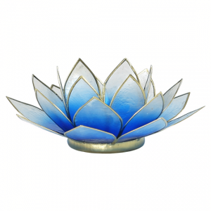 Lotus Atmospheric Light Blue-White