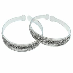 Bracelet Tribal OMPMH Miao Silver
