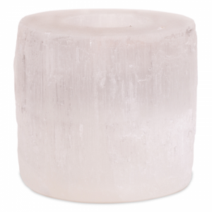 Atmospheric light Selenite Divine Cylinder