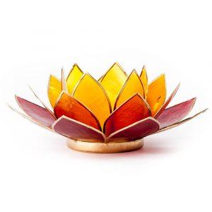 Lotus Atmospheric Light Gold Edge Three-coloured