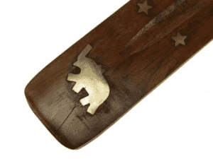 Incense Plate Elephant