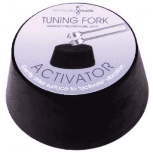 Voice fork activator