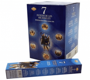 Incense 7 Archangels (12 packets of 42 grams)