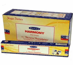 Satya Incense Nag Champa Harmony (12 packs)