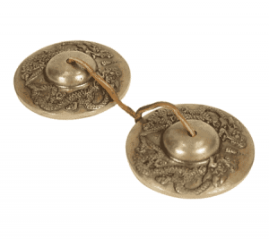 Tingsha's Superior Sound Dragons (6.7 cm)