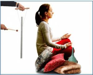 Sound tube Healing Energy 999 Hz