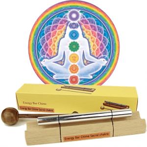 Sounding rod Chakra Healing 2nd Chakra Tone