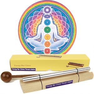 Sounding rod Chakra Healing 5th Chakra Tone