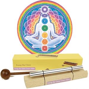 Sounding rod Chakra Healing 7th Chakra Tone