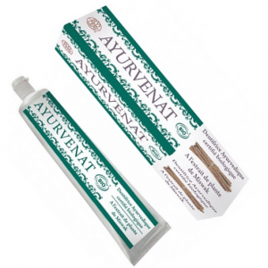 Ayurvedic toothpaste with Misweak