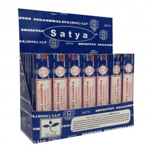 Satya Incense Nag Champa (42 packets)