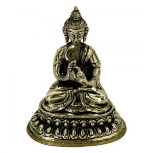 Mini statue Buddha Vairochana - 10 cm