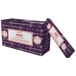 Satya Incense Reiki (12 packets)
