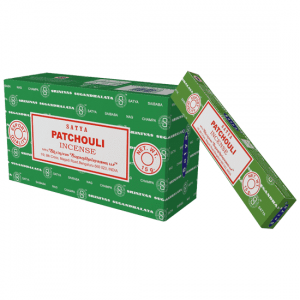Satya Incense Patchouli (12 packages)