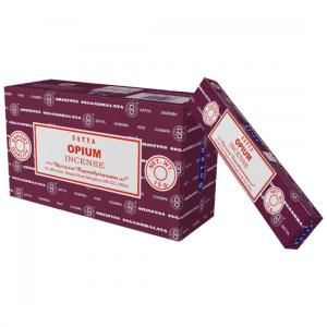 Satya Incense Opium (12 packages)