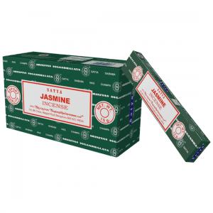 Satya Incense Jasmine (12 packets)