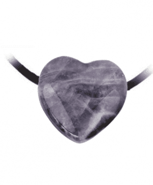 Hearts Hangers Amethyst Brotherhood