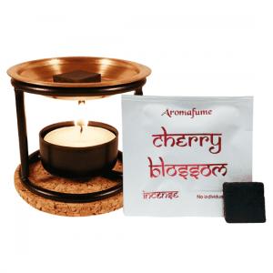 Aromafume Incense Smoking Blocks Odour Evaporator Exotic Incense