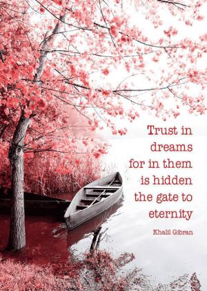 Ansichtkaarten Trust in Dreams..