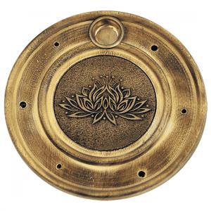 Incense and Cone burner Lotus