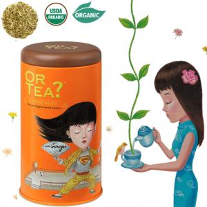 Or Tea EnerGinger Herbal Tea Ginger Los