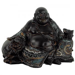Happiness  Advantage Buddha China - 21,5 cm