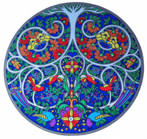Window sticker Tree Of Life