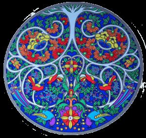 Window sticker Tree Of Life