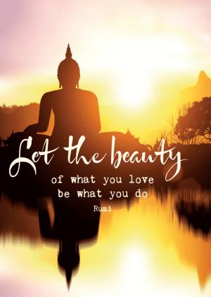Ansichtkaarten Let the Beauty..