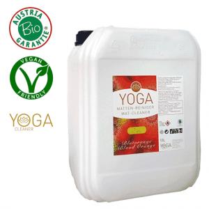 Yoga mat Cleaner Blood orange (10 litres)