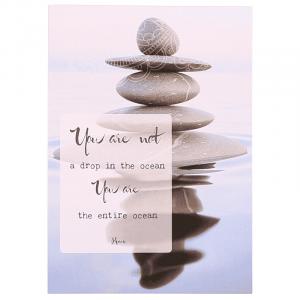 Ansichtkaarten You are not a Drop..