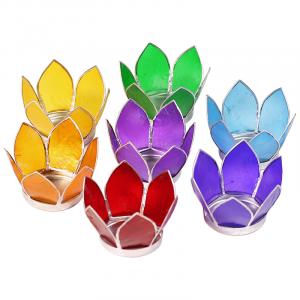 Lotus Atmospheres 7x Chakra Silver Range S